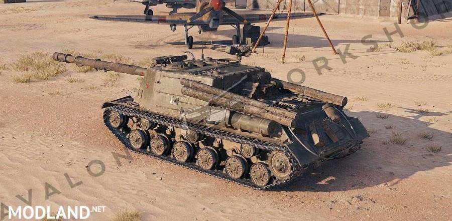 Avalon's ISU-152-2 'Stalin's Hammer' 1.5.1.0-0 [1.5.1.0]